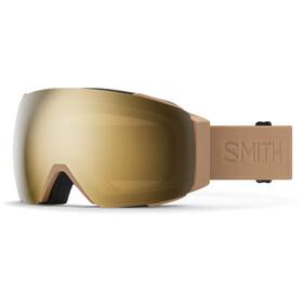 Smith I/O MAG Snow Goggles, beige/Dorado